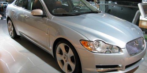 Jaguar XF - 2008 Detroit Auto Show