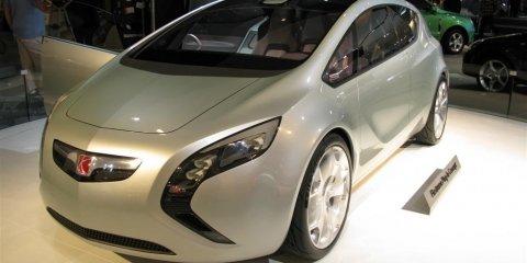 Saturn Flextreme Concept - 2008 Detroit Auto Show