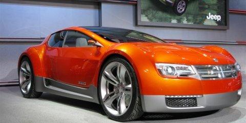 Dodge ZEO Concept - 2008 Detroit Auto Show