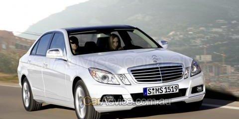 2009 Mercedes-Benz E-Class CGI