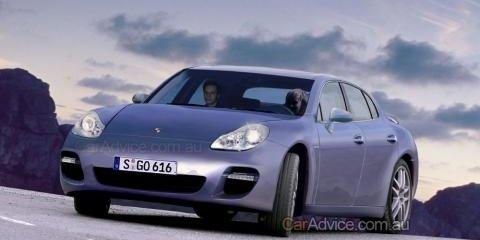 2009 Porsche Panamera CGI
