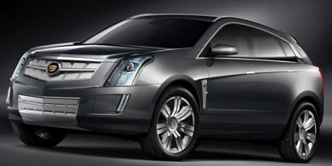 Cadillac Provoq preview