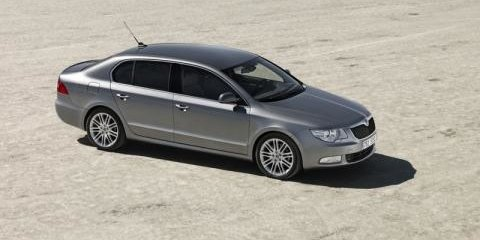 2008 Skoda Superb preview