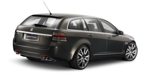 VE Wagon no-go in US, G8 sedan almost there