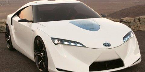 Toyota FT-HS performance hybrid concept