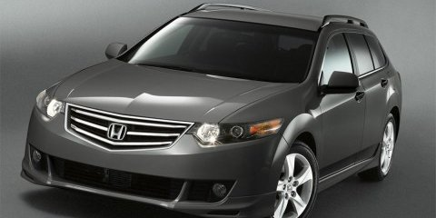 2009 Honda Accord Euro revealed