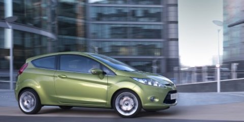 2009 Ford Fiesta officially unveiled