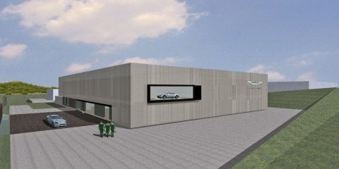 Aston Martin to open test centre at the Nurburgring