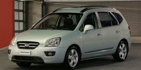 2008 Kia Rondo preview