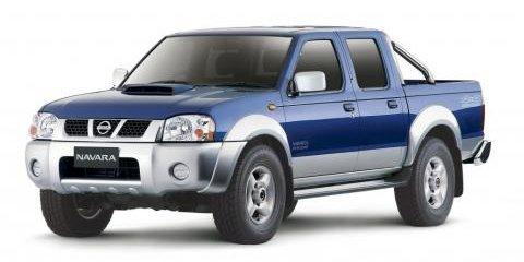 2008 Nissan Navara D22 range
