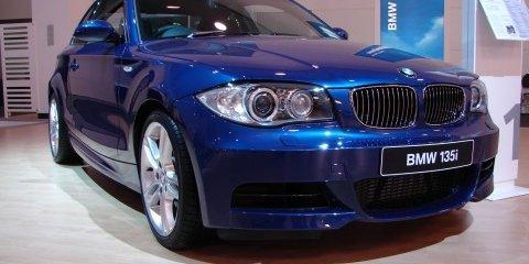 Melbourne Motor Show: BMW 1 Series Coupé