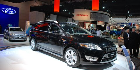 Melbourne Motor Show: Ford Mondeo Wagon