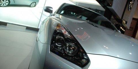 Melbourne Motor Show: Nissan GT-R