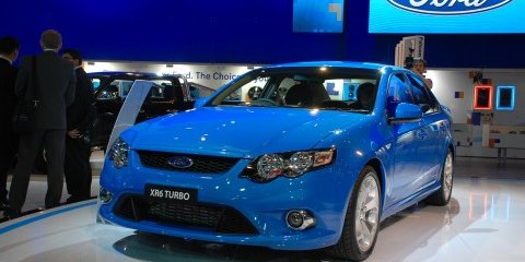 Melbourne Motor Show: Ford