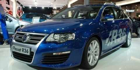 Melbourne Motor Show: Volkswagen stand