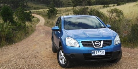 2008 Nissan Dualis review