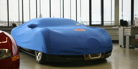 Bugatti's Hermes Veyron