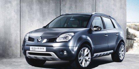 Melbourne Motor Show: Renault Koleos