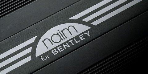Bentley gets a new Naim
