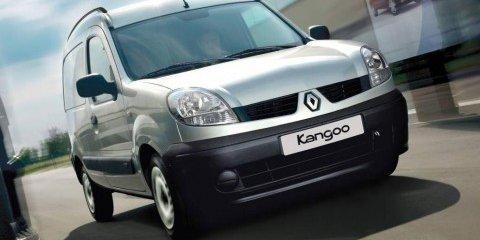 2008 Renault Kangoo diesel