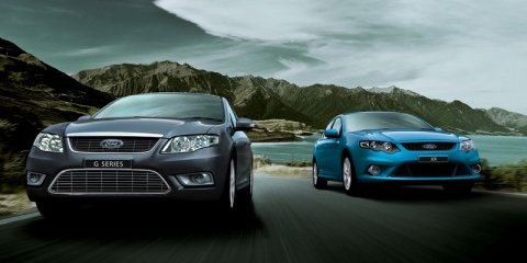 2008 Ford FG Falcon pricing announced