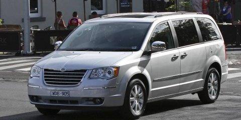 2008 Chrysler Grand Voyager