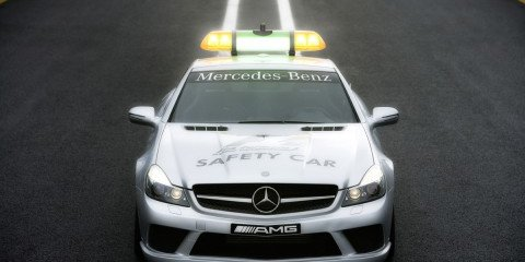 SL 63 AMG chosen as 2008 F1 Safety Car