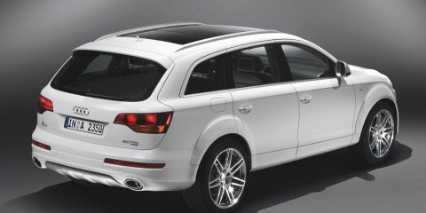 Audi Q7 V12 TDI Geneva preview