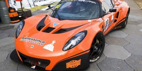 Lotus Exige GT3 in Melbourne