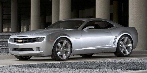 Chevrolet Camaro four-cylinder turbo?