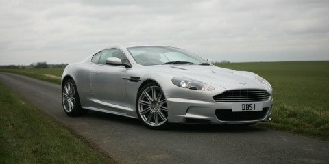 Aston Martin DBS Australian launch