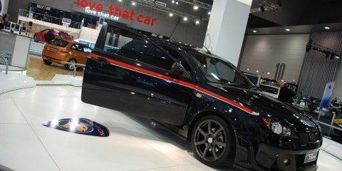 Melbourne Motor Show: Proton R3 Satria and new Persona