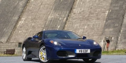 2008 Ferrari F430 Coupe Review