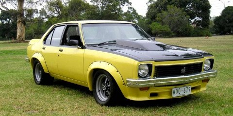 Torana reaches record price at auction