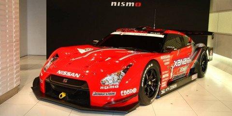 Nissan GT-R reign begins at Super GT