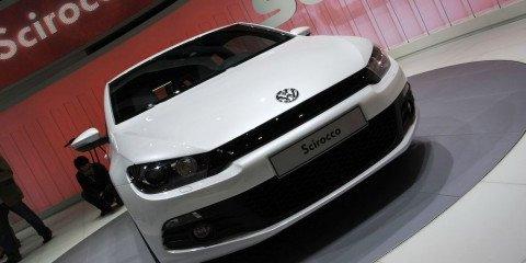 Volkswagen Scirocco 2008 Geneva Motor Show