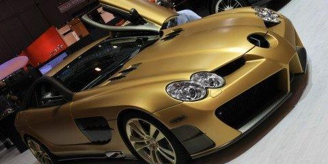 Mansory stand 2008 Geneva Motor Show