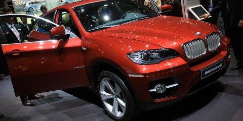 BMW stand 2008 Geneva Motor Show