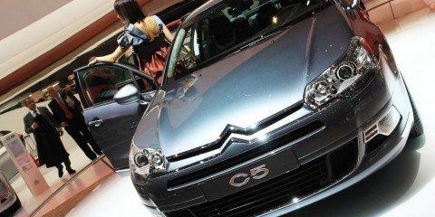 Citroën C5 2008 Geneva Motor Show