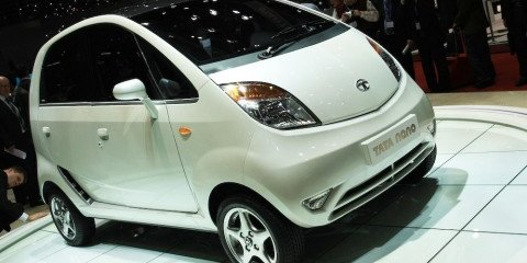 Tata Nano four-star rating in Euro NCAP?