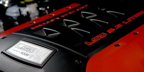 New LS3 for HSV from April