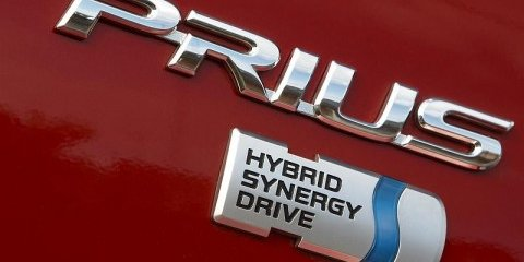 Prius to become its own brand?