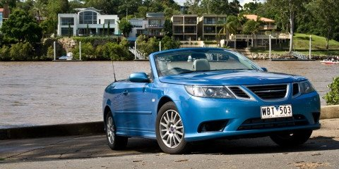 2008 Saab 9-3 Convertible review