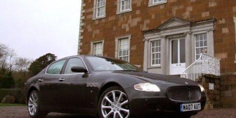 2008 Maserati Quattroporte Review