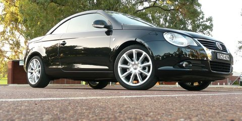 2008 Volkswagen Eos petrol and diesel review