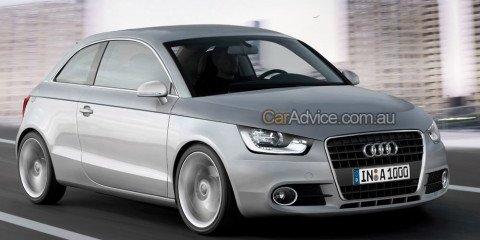 2009 Audi A1 Speedster Cabriolet Q1 CGI