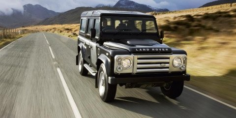 Land Rover Defender 110 SVX Special Edition