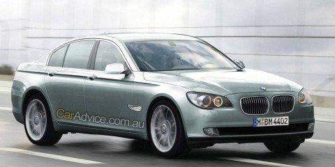 2009 BMW 7-Series CGI
