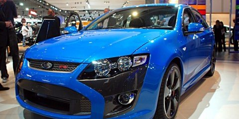 FPV F6 with 310kW?