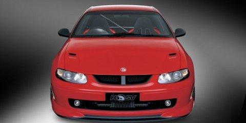 Australia's most expensive car, the HRT 427